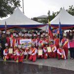 SK Sungai Bedaun Cipta Sejarah Rangkul 3 Anugerah