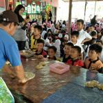 SK Sungai Bedaun Memupuk Semangat Perpaduan Dalam Kalangan Warga Sekolah