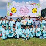 SMK Labuan, SK Sungai Bedaun Johan Perarakan Maulidur Rasul Peringkat WP Labuan 2018