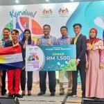 SMK Labuan Johan Video Promosi Karnival Kelab Program Pelancongan Pelajar Kebangsaan 2019