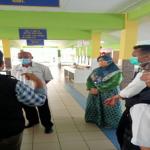 Pemantauan Kantin Sekolah Rendah Sempena Pembukaan Semula Sekolah.